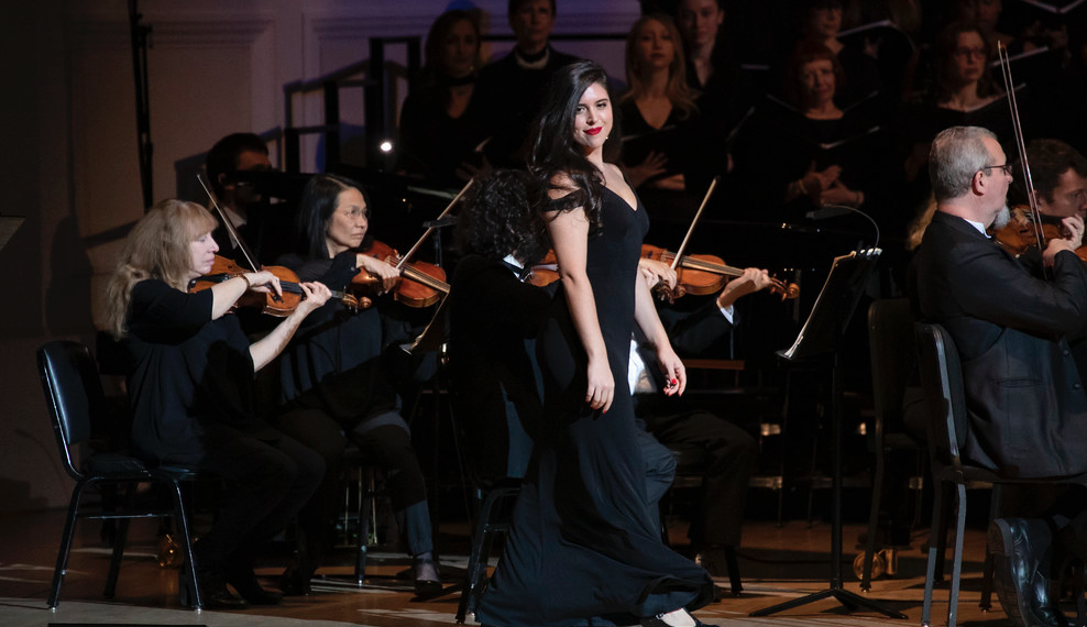 opera and broadway singer nicole fernandez-coffaro carnegie hall